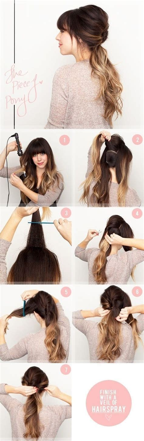 home haircuts you can do yourself easy hairstyles that cute hairstyles you can do yourself