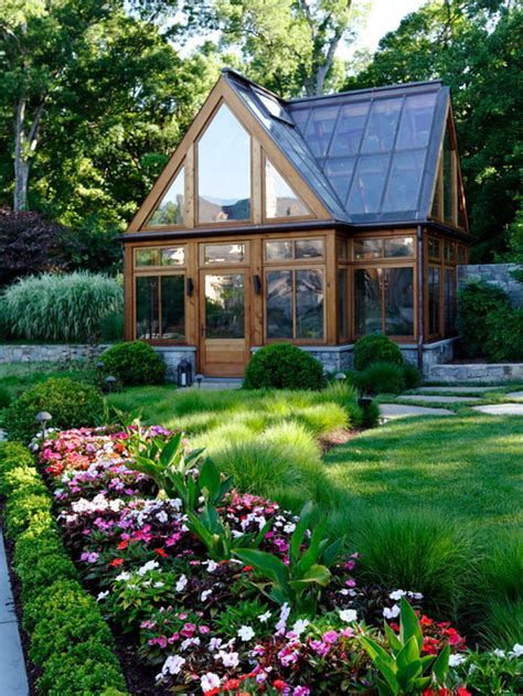 beautiful greenhouses home design ideas pictures remodel