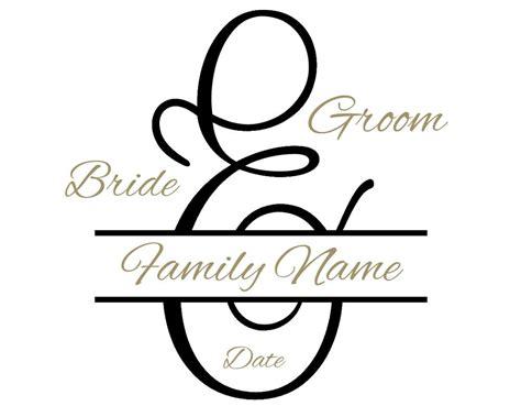 design free monogram online free custom wedding monogram