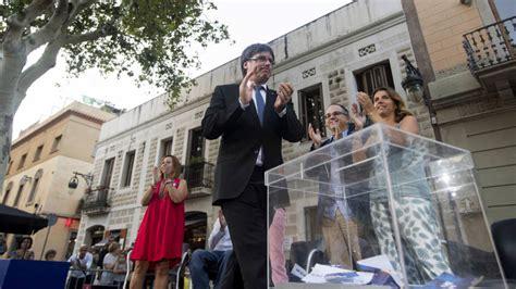 oficina censo electoral barcelona refer 233 ndum catalu 241 a 1 o puigdemont utilizar 225 el censo