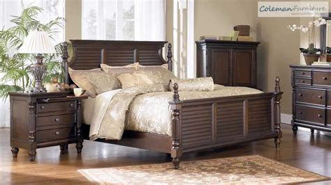 ashley millenium bedroom set key town bedroom furniture from millennium by ashley youtube