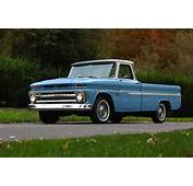 1966 CHEVROLET C 10 PICKUP  Front 3/4 162916