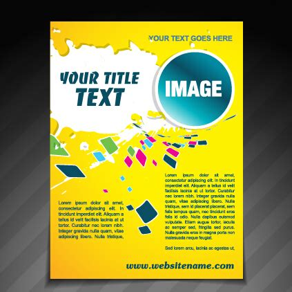 magazine cover design vector swimming pool ocean sea welovesolo