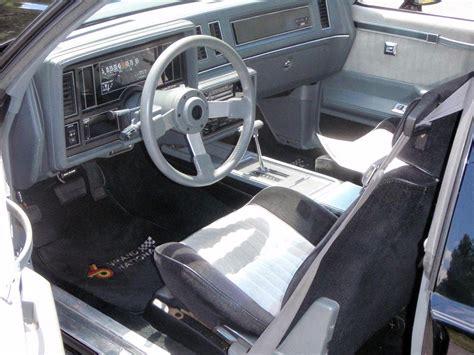 1987 buick regal grand national 2 door coupe 132924