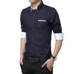 style shirts 2015 new style shirt 100 cotton business brand