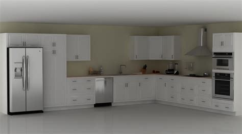 l with outlet ikea l shaped kitchen full height fridge google search
