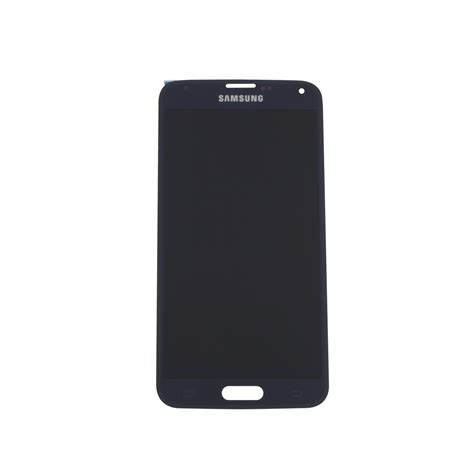 samsung galaxy s5 lcd screen replacement galaxy s5 black lcd and touch screen assembly