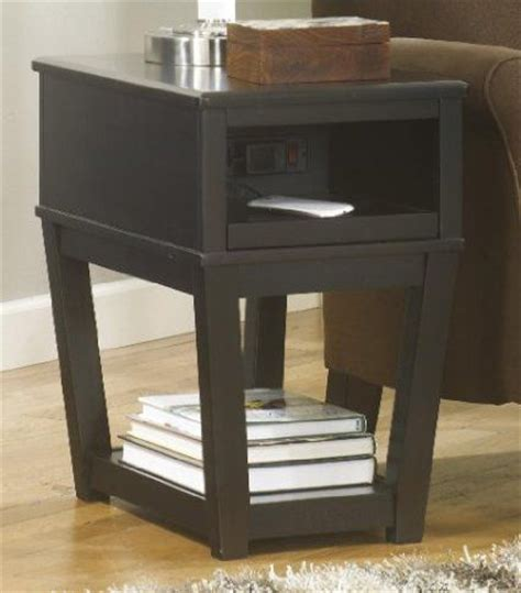 end table with usb port side table w use with table with usb port 133 rob s