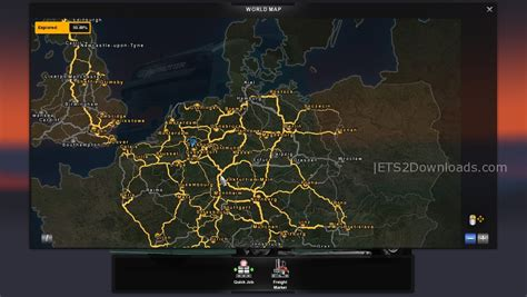map colors awesome truck simulator 2 realistic map colors