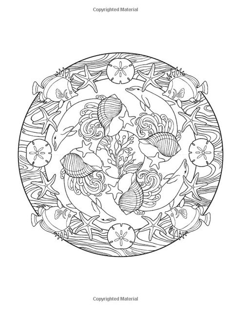 mandala coloring pages nature 1000 images about things to print and color on
