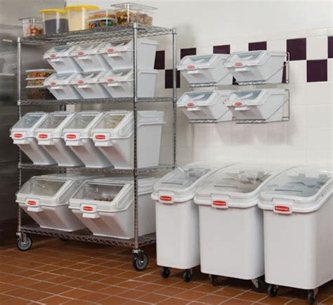 Professional Kitchen Design Software by Ingredient Bins And Food Storage Containers Rubbermaid