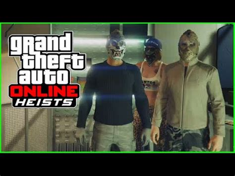 tutorial online heists full download gta 5 online heists the fleeca job w