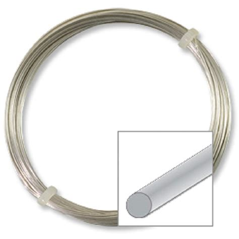 silver plated wire for jewelry wire for jewelry wholesale german style wire beadalon