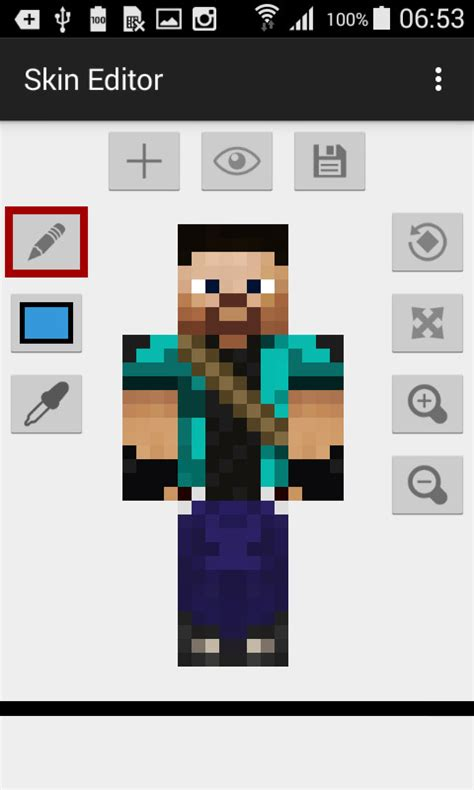 minecraft apk free for android skin editor for minecraft apk free tools android app appraw