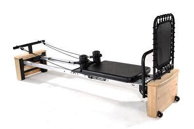 Pilates Table by Stamina 174 Aeropilates 174 With Free Form Cardio Rebounder 55