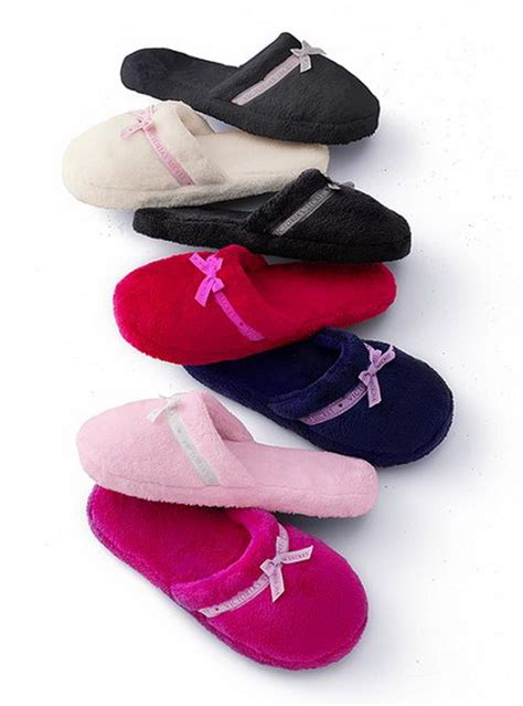victoria secret house shoes slippers for women by victoria s secret 7 stylish eve
