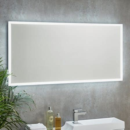 bathroom mirror with shaving point harbour glow led mirror with demister pad shaver socket