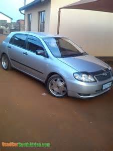 Car Shocks Prices South Africa 2003 Toyota Runx 140 Rtr Used Car For Sale In Pretoria
