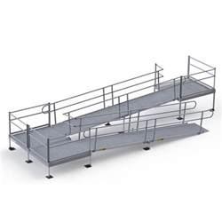 Ramp ez access pathway modular wheelchair ramps ada compliant discount