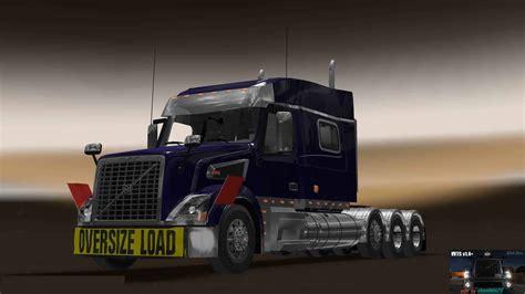 volvo vnl truck shop  bsa revision  ats american truck simulator mod ats mod