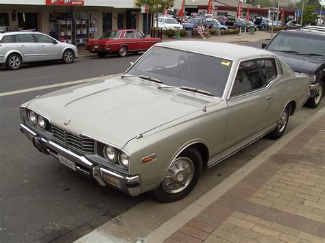 Front Corner L Nissan 200l 1983 nissan gloria 2 8 1976 auto images and specification
