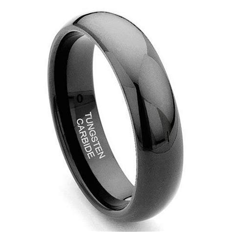 Black Wedding Bands by Black Wedding Bands For Inofashionstyle