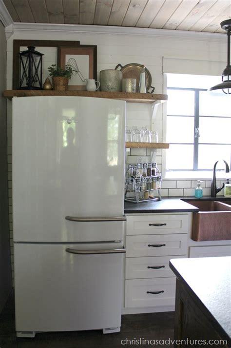 Ge Artistry Kitchen diy farmhouse kitchen makeover all the details christinas adventures