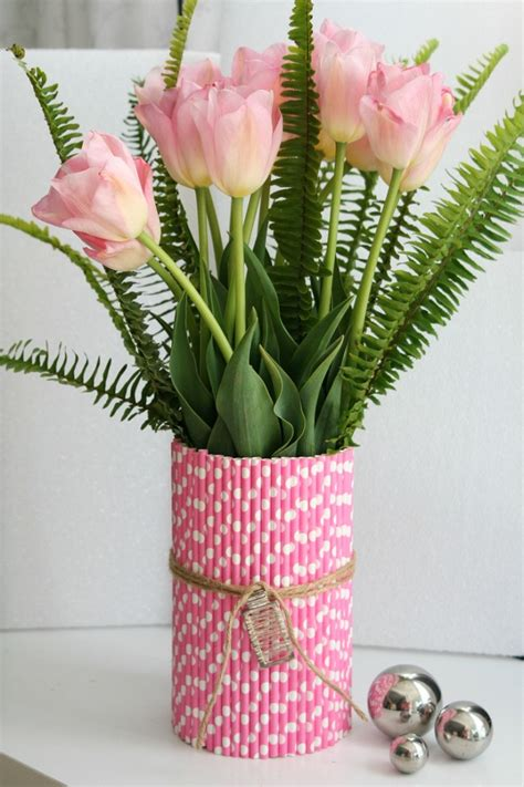 Ways To Decorate A Vase by Top 10 Diy Chic And Creative Ways To Decorate A Vase Top Inspired