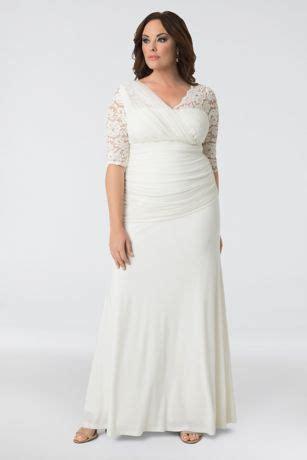 Aisle Wedding Gown by Aisle Plus Size Wedding Gown David S Bridal