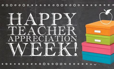 teacher appreciation week bio med science academy