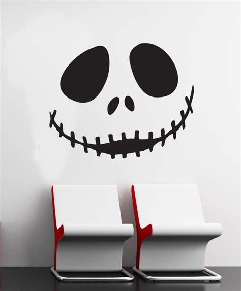 Stiker Skellington Nightmare Before wall sticker decal vinyl 0114 skellington nightmare before ebay