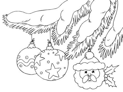 imagenes de navidad para colorear net ramas de arbol de navidad para imprimir paracolorear net