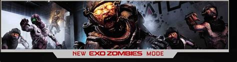 exo zombies official descriptions revealed for call of duty advanced