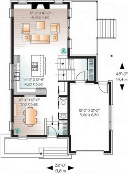 modelos de casas de co peque as casakit 2 dormitorios departamentos peque os planos de y