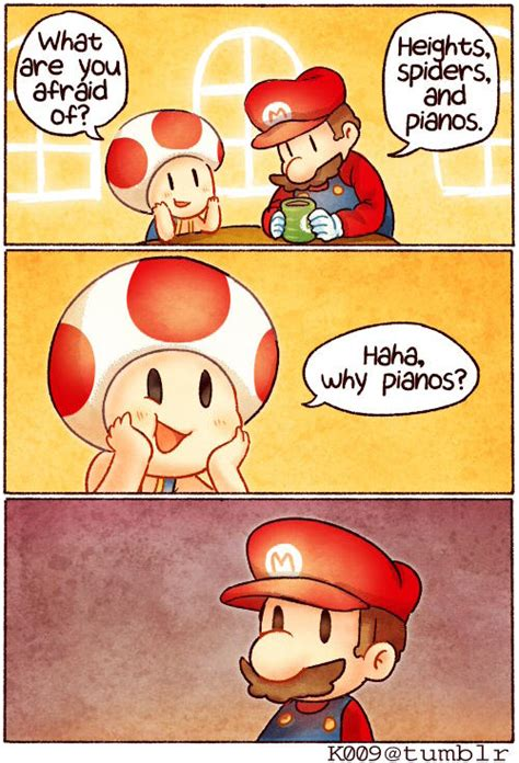 Mario Memes - aaaand cue traumatizing flashback super mario know