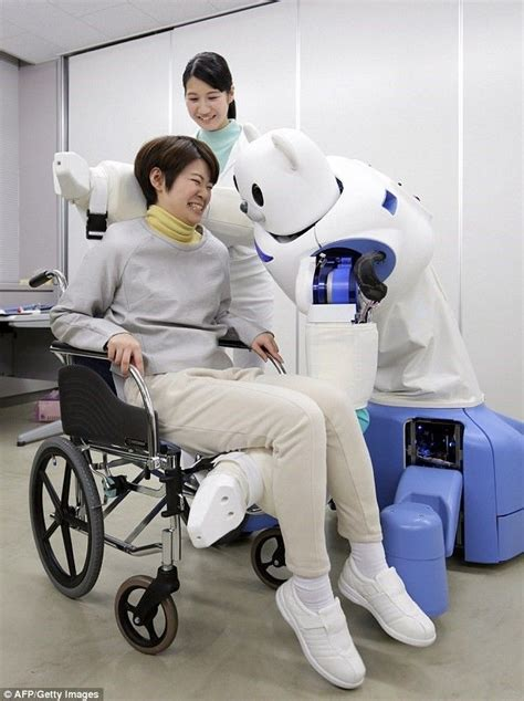 Meet Robonurse by 130 Best Domestic Robots Images On Domestic