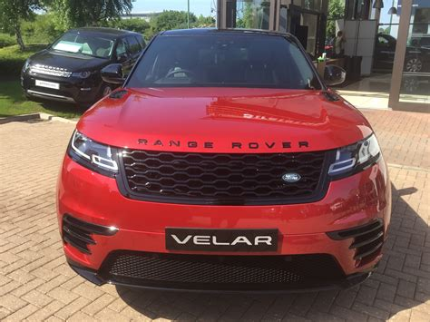 land rover velar for sale get an exclusive look at the new range rover velar