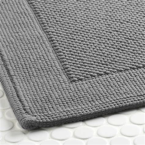 gray bathroom rug westport grey bath rug