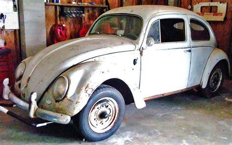 splitty surprise  volkswagen beetle