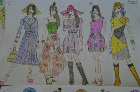 fashion illustration kursus kursus dasar desain busana kursus menjahit monalita