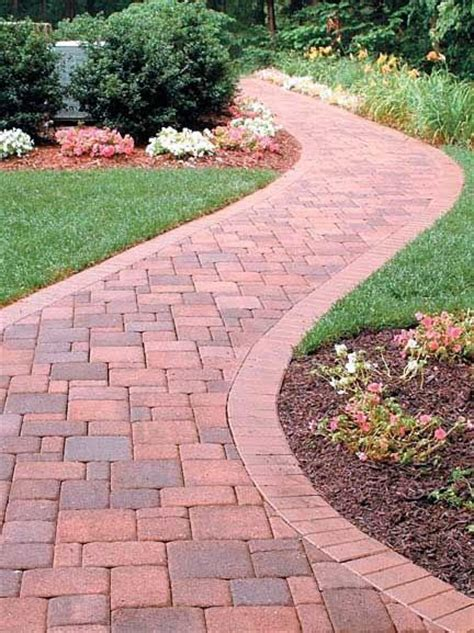 17 best images about red brick walkways on pinterest