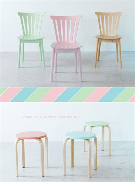 Pastel Dining Chairs Brakig A Colourful Ikea Artrebels Collab Bright Bazaar By Will
