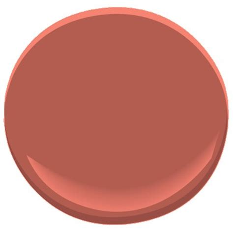 orange spice color moroccan spice af 285 paint benjamin moore moroccan
