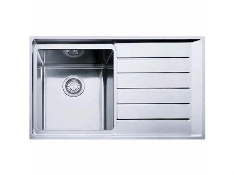 lavello cucina una vasca lavello a una vasca in acciaio inox con sgocciolatoio npx