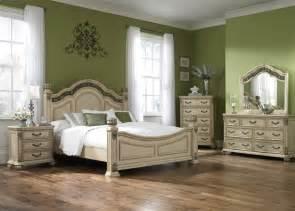 messina estates ii poster bed 6 bedroom set in