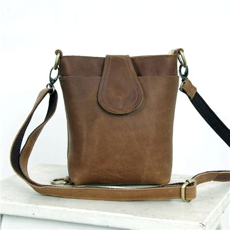 small purse vintage messenger bag coffee small leather messenger bag bagswish