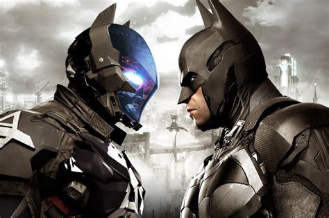 wallpaper batman robot batman arkham knight wallpaper for android iphone and ipad
