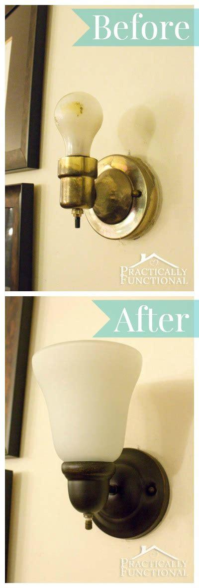 how to decorate a rental home how to decorate a rental update your light fixtures