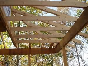 framing a hip roof porch superb porch roof framing 6 building a porch roof pdf 4