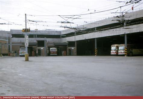 eglinton carhouse  garage transit toronto content